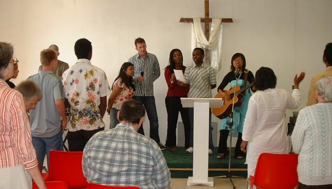Bishop Ngwiza Mnkandla
