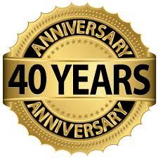 40th Celebrations